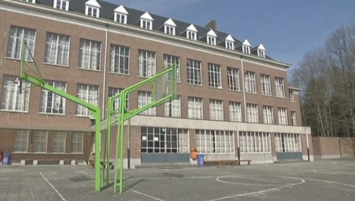 Te koop: school Heist-op-den-Berg