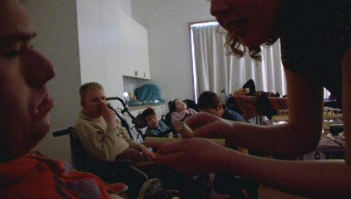 Instrumenten brengen gehandicapten tot rust