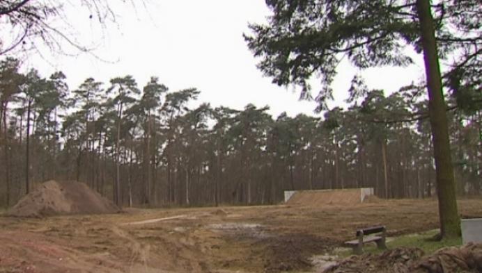 Bloso bouwt overkapping voor handboogsport in Herentals