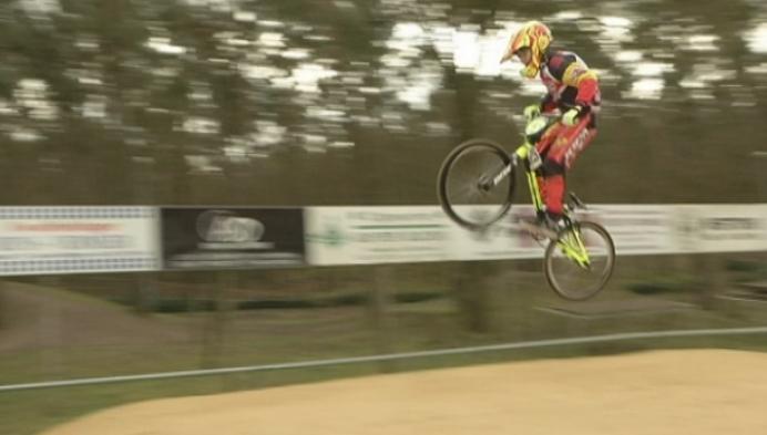 BMX-parcours Dessel wordt toonaangevend in België