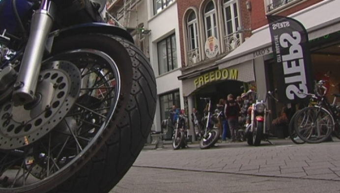 Eerste barbiershop opent in Mechelen