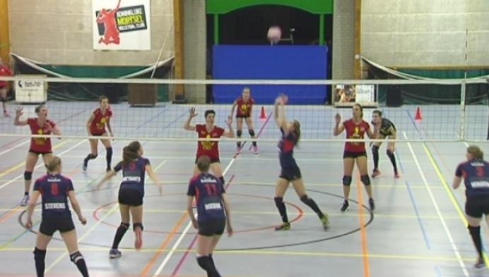 Groot Lions Turnhout is nog geen kampioen in Mortsel