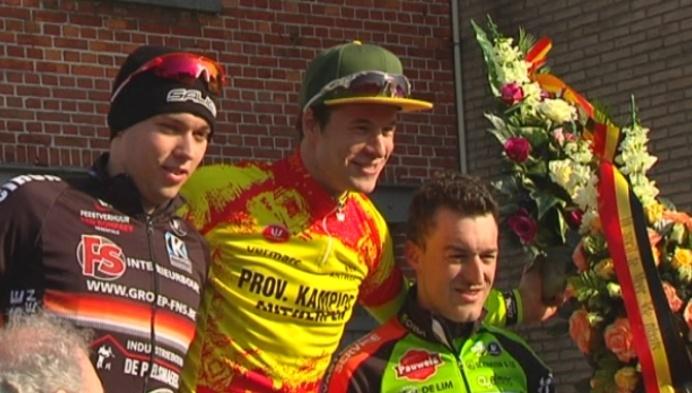 Provinciaal kampioenschap wielrennen in Meer