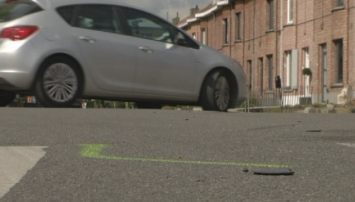 Politie lost waarschuwingsschoten na achtervolging