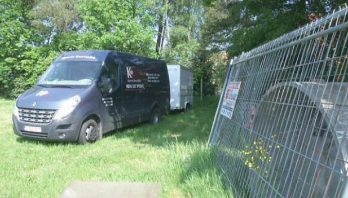 Gestolen bestelwagen terecht dankzij Mechelse ANPR-camera's