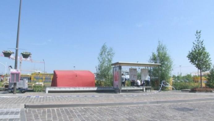 Lichaam gevonden in Leuvense Vaart aan Colomabrug