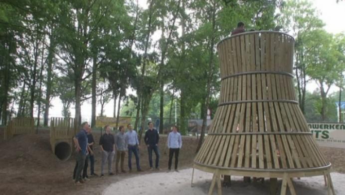 Belevenisspeeltuin brengt Kempens erfgoed tot leven in Dessel