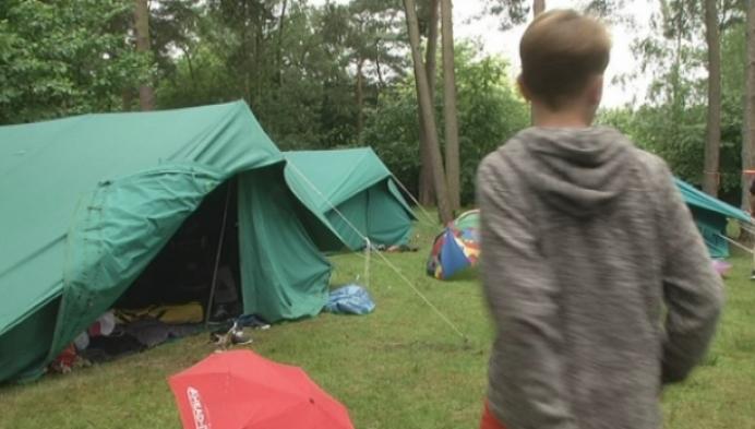 Ook Pennenzakkenrock heeft festival-camping