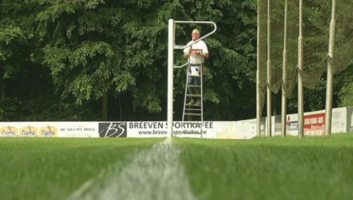 Bornem maakt zich op voor komst van RSC Anderlecht