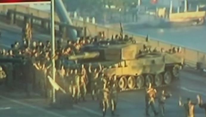 Mislukte staatsgreep: Willebroekse Turken reageren opgelucht
