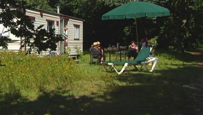 Vakantie in eigen tuin voor psychiatrische patiënten