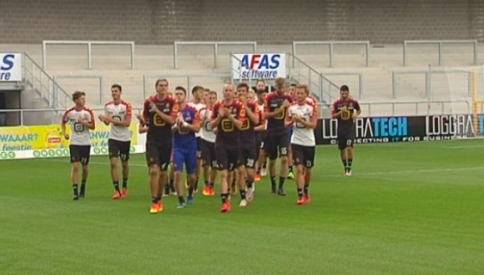 Veel volk op fanweekend van KV Mechelen