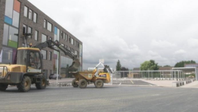 Heilig Hartschool in Heist eind augustus volledig gesloopt