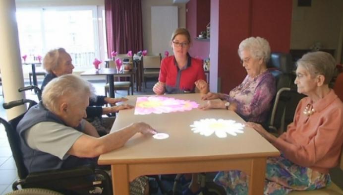 Tovertafel doet Duffelse senioren meer bewegen