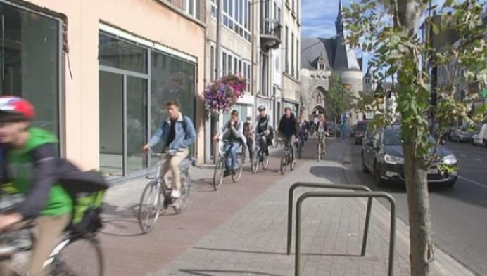 Mechelen wordt meer en meer echte fietsstad