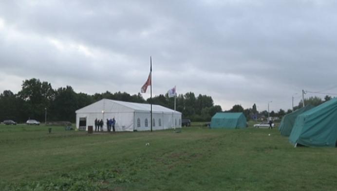Oud-leiding KSA Puurs houdt traditioneel tentenkamp