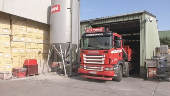 Vrachtwagen gestolen bij Willebroeks bedrijf