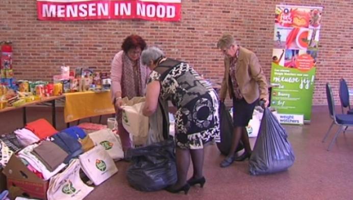 Weight Watchers schenken kilo's weg aan de armen