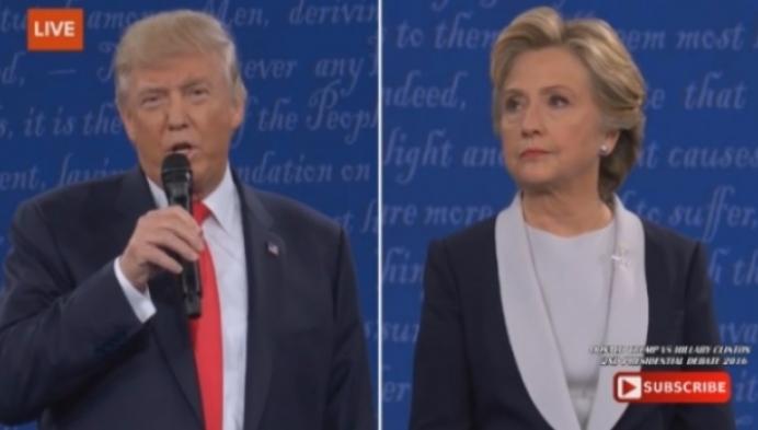 Regiogenoten hopen op Hillary Clinton als presidente