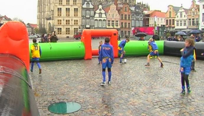 Grootste voetbalexpo ter wereld komt naar Mechelen