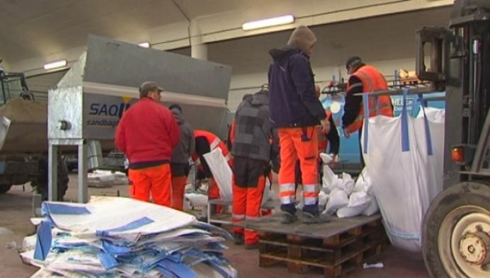 Mechelen wapent zich tegen mogelijk noodweer