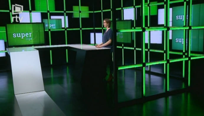 Overzicht Superliga speeldag 17