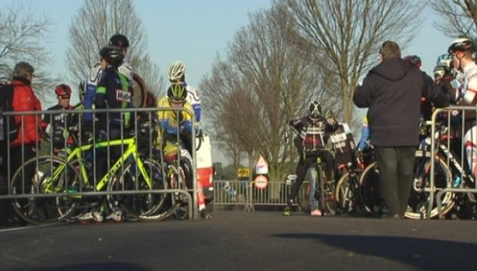 Stijn Huys wint ook de slotmanche De Moedige Veldrijder