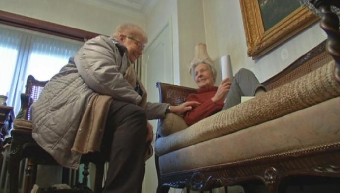 85 en 86-jarigen krijgen bezoek van OCMW