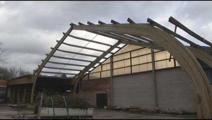 Stormschade in Nijlen en Heist-op-den-Berg