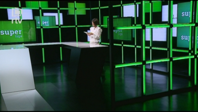 Overzicht Superliga speeldag 23