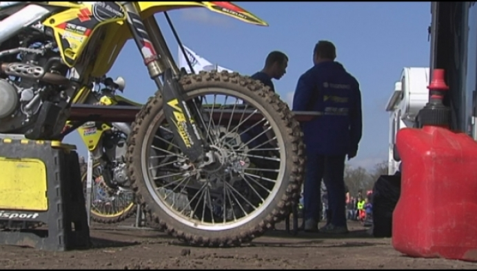 VLM-motorcross in Tongerlo