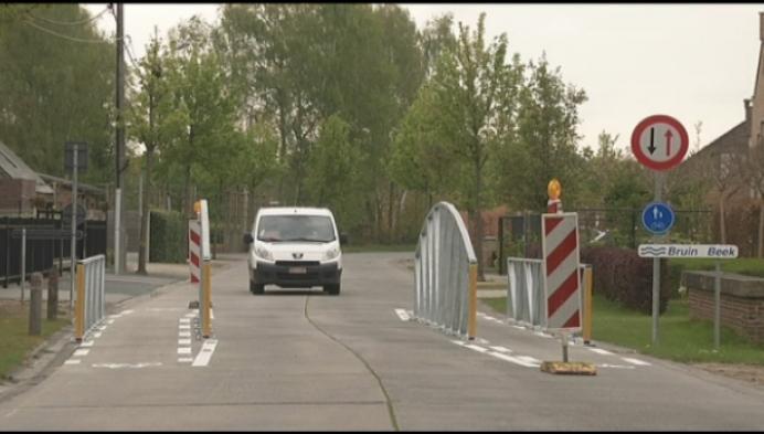 Nieuwe brug Bonheiden zorgt voor commotie