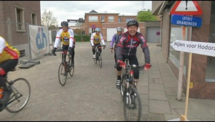 Nijlen en Geel fietsen voor een gezonder Roemenië
