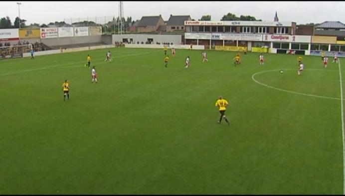 Zwarte Leeuw verliest oefenpot tegen Antwerp met 0-2