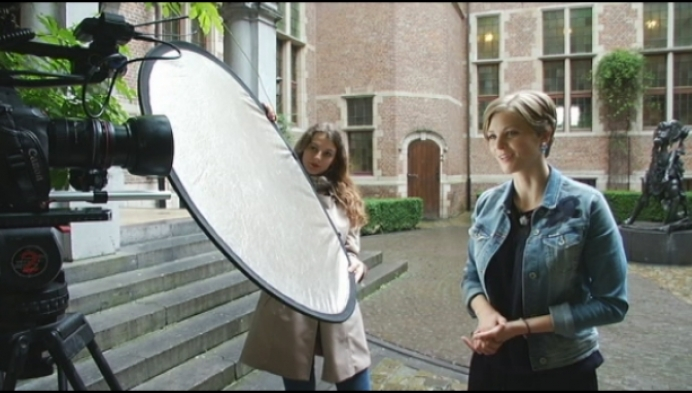 Felice Dekens gastvrouw van nieuw zomerprogramma TV Plus