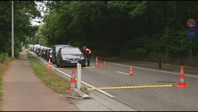 14 auto's met drugs onderschept onderweg naar Werchter