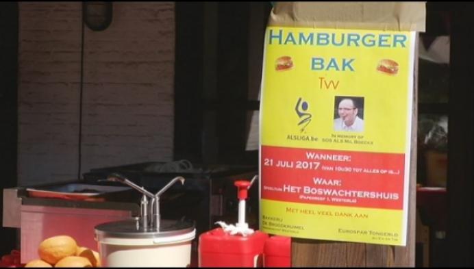 Hamburgerbak ter nagedachtenis van Mil