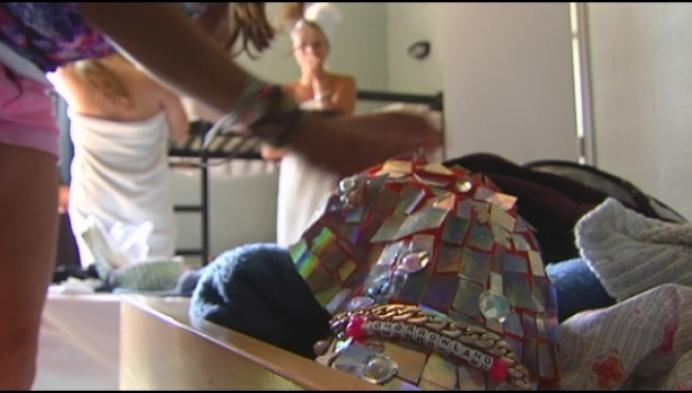 Mechels hostel volzet tijdens Tomorrowland