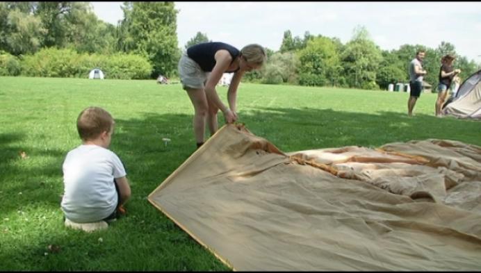 Camping Vrijbroek is vakantie dichtbij huis