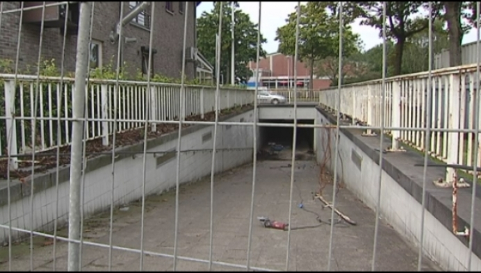 Voetgangerstunnel in Turnhout krijgt make-over
