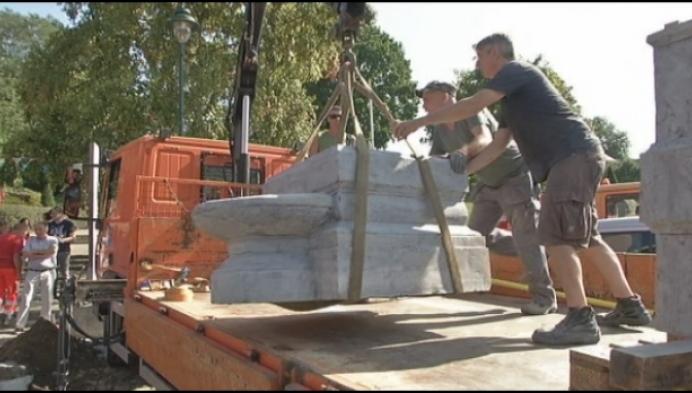 Heistenaren blij met terugkeer Swaenepomp