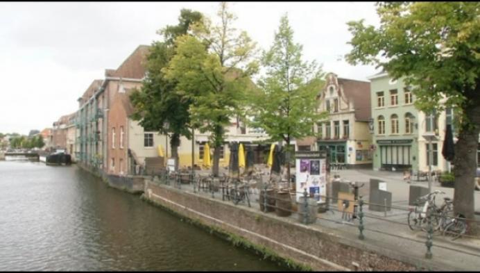 Uniek: Mechelen krijgt deze winter drijvende schaatsbaan