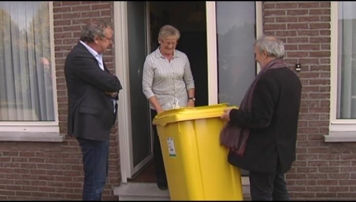 Tegen 2019 gele papiercontainer voor alle Kempenaars