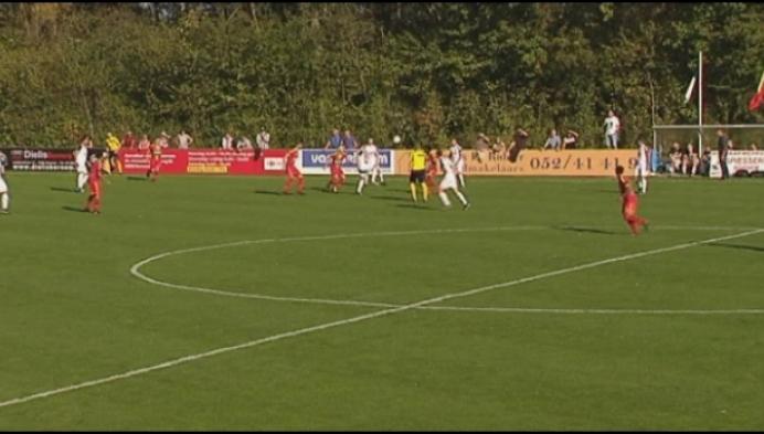 Bornem verliest thuis van rode lantaarn Racing Club Gent met 1-3