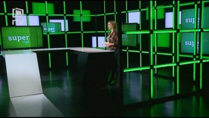 Superliga speeldag 11