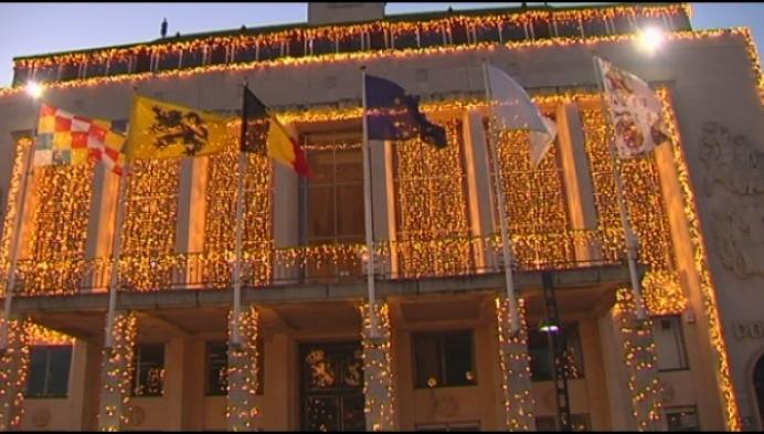 Turnhout ontsteekt kerstverlichting, ijspiste komt terug