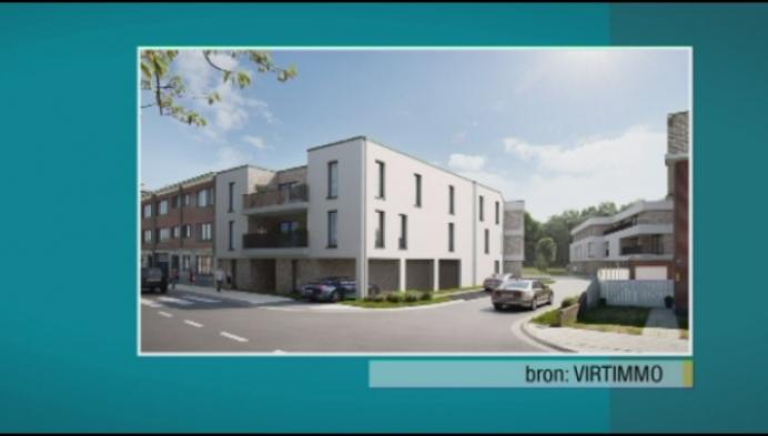 42 nieuwbouwwoningen aan Zavelhof in Herentals