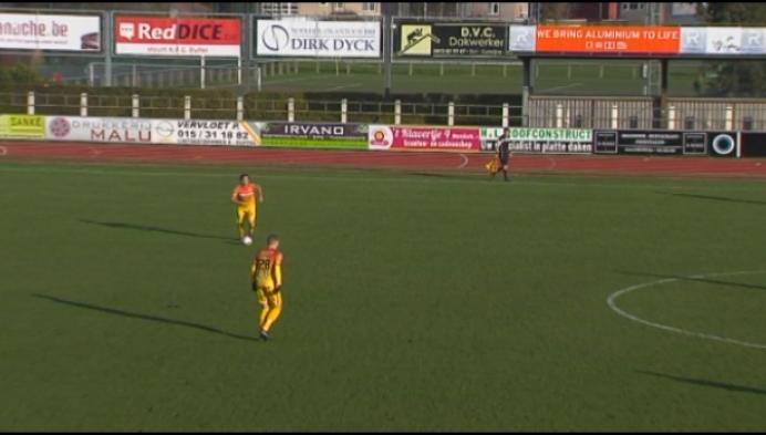 Duffel leidt nederlaag tegen Cappellen: 0-2