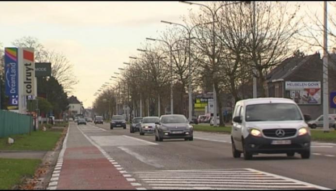 Vlaams Belang Lier wil grondige aanpak Antwerpsesteenweg