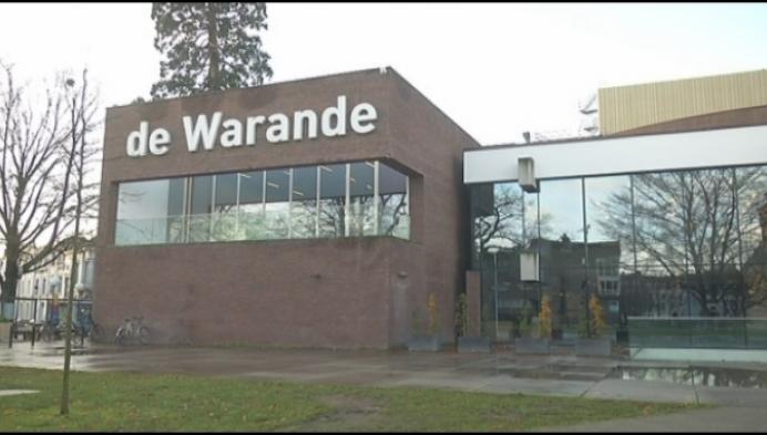 Nel Aerts speelt thuismatch in De Warande